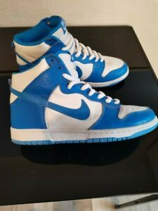 Nike Air dunk Kentucky bleu clair
