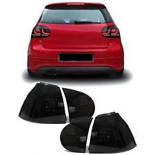 LED Feux Arrières Noir Fumee pour VW Golf 5 03-08