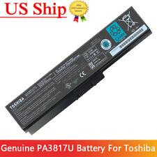 New listing Genuine Toshiba Satellite Pa3817U-1Brs Pabas228 Laptop Li-ion Battery 6 Cell Oem