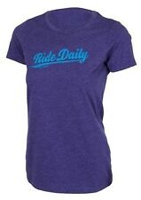 Club Ride Ride Daily Purple Cycling T-Shirt Size Small New
