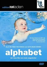 ALPHABET (Regie: Erwin Wagenhofer) DVD + pdf-Booklet NEU+OVP