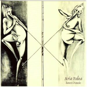 ARIA PALEA Danze D'Ansie CD Italian Prog-Folk w/ Flute SCARCE – on Lizard