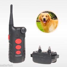 Aetertek Dog E-collar Anti Barking Shock Collar For Professional Trainer Hunter