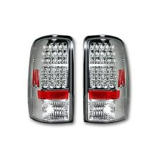RECON 264177CL Chevy Tahoe - GMC Yukon 00-06 Clear-Red Tail Lights LED
