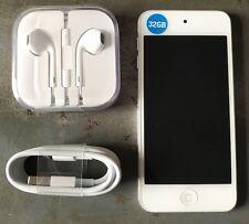Apple iPod Touch 5th Génération (fin 2012) argent (32 Go) fournie Extras