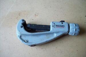 "Ridgid Model 151 1/4"" - 1-5/8"" Quick Acting Tubing Pipe Cutter"