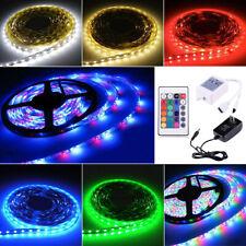 1/5m Brightsome Plein Couleurs SMD 5630 5050 Flexible 12V Bande LED Lumières 4