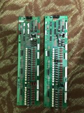 Lot Of Two Driver Boards 673 Coffee 6736001 And 6736010 Vending Hot Drink