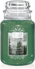 Yankee Candle Grand Pot Evergreen Brume 623g