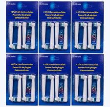 Aufsteckbürsten für Oral B 24 stk.(6x4) Precision Clean OVP Bester Preis!!!!!