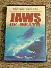 Mako: The Jaws of Death (DVD, William Grefe Film) BRAND NEW / FACTORY SEALED
