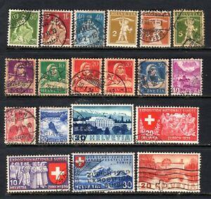 Switzerland selection [2089]
