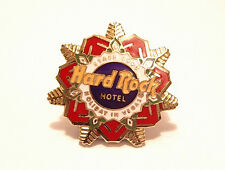 LAS VEGAS HOTEL STAFF1998 HARD ROCK hotel PIN B3-31-4781  collectables-Vintage