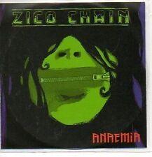 (P677) Zico Chain, Anaemia - DJ CD