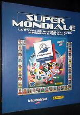 Supermondiale Panini Gazzetta dello sport  FRANCE 98 WC Coppa del Mondo Calcio