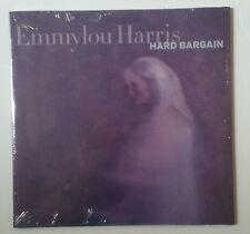 Emmylou Harris Hard Bargain CD USA promocional portada exclusiva