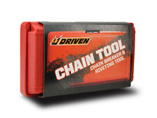 DRIVEN CHAIN TOOL KIT - CHAIN BREAKER AND RIVET TOOL INCLUDED