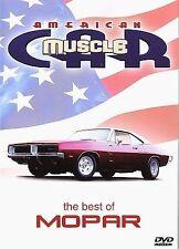 American Muscle Car - The Best of Mopar (DVD, 2005)