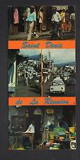 SAINT-DENIS (ILE DE LA REUNION) CITROEN DS , RENAULT R8 COMMERCES Rue Ml LECLERC