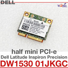 Wi-fi wlan wireless Card carte réseau pour Dell mini pci-e dw1530 01 jkgc New d18