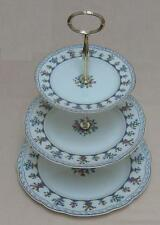 """Bernardaud Limoges (Made for Asprey) """"Chateaubriand"""" THREE TIER CAKE STAND"""
