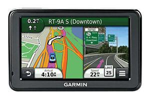 NIB! Garmin nüvi 2555LMT Automotive Mountable GPS, Lifetime Map Updates!