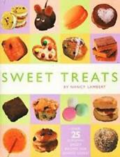 Kids Cookbooks Sweet Treats, New Books