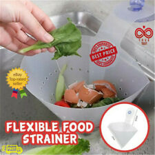 Anti-Blocking Filter Simple Sink Self-Standing Stopper Home Kitchen Device DE A +