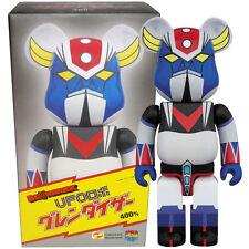 Medicom Be@rbrick Bearbrick Super Robot UFO Robot Grendizer 400% Figure