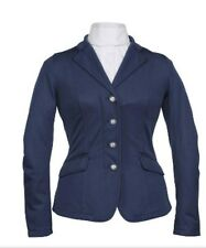 """Shires Greenwich Sport Riding Jacket - Ladies 34"""" Blue"""