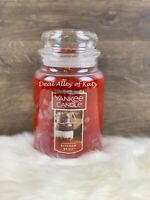 Yankee Candle Large Jar Candle Kitchen Spice - New and Free Shipping