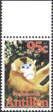 Netherlands Antilles 2004 YO Monkey/Animals/Zodiac/Greetings/Animals 1v (n12502)