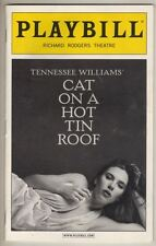 "Scarlett Johansson  ""Cat On A Hot Tin Roof""   Playbill  2013  Tennessee Williams"