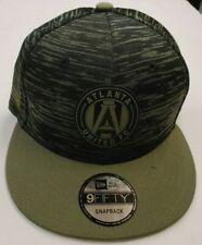 MLS Atlanta United FC NEW ERA 9FIFTY Men's Snapback Cap - Hat (9535)