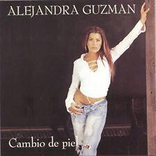 ALEJANDRA GUZMAN - Cambio De Piel - 10 TRACK MUSIC CD - LIKE NEW - H918