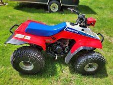 1986 Honda Fourtrax TRX200SX - ATV Vintage Collectible Excellent Condition