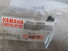 NOS OEM Yamaha Pan Head Screw 1995-2016 YFZ350 YFM350 TTR125 XV17 98507-05008