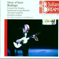 Various - Bream Edition, Vol.28 - Music of Spain (CD) (1993)