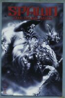 Spawn: The Dark Ages #3 (May 1999, Image) Brian Holguin Liam McCormack-Sharp v-