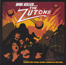 ZUTONS - WHO KILLED THE ZUTONS CD - NEW