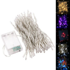 LED Battery String Fairy Lights Christmas Halloween Indoor & Outdoor Decorative