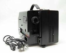 BOLEX SM80 ELECTRONIC Super 8 Tonfilmprojektor.   N.755