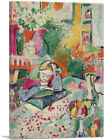 ARTCANVAS Interior with a Young Girl 1905 Canvas Art Print by Henri Matisse