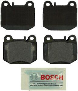 Rr Disc Brake Pads Bosch BE874