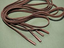 USMC Marine US WW2 BOONDOCKERS ROUGHOUT LEATHER COMBAT BOOTS WAXED COTTON LACES