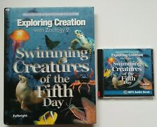 Apologia Zoology 2 Swimming Creatures Text MP3 Audio Book Homeschool Science