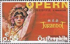 Oostenrijk 2441 postfris 2003 Opernfestspiele