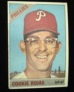1966 Topps #170 Cookie Rojas  EX (B6614)