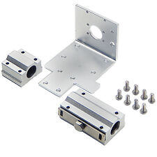 Reprap Prusa i3 3D Printer Parts X Axis Printing Head X Metal Extruder Carriage