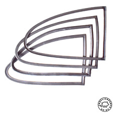 Porsche 356 Coupe All Quarter Window Seals Kit for Frame and Body